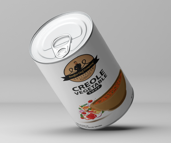 tin label design 01